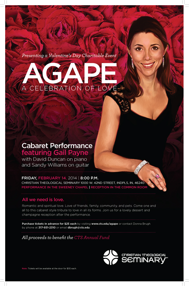 Gail Payne: AGAPE